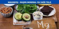 Magnezij mineral za vaše srce bioterapevtka Karla Klander